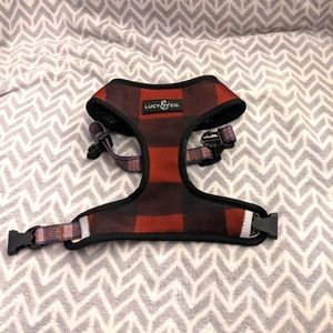 Lucy&co. Reversible plaid harness - Medium